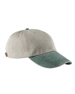Stone/forest Optimum Pigment-Dyed Cap