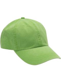 Neon Green Optimum Pigment-Dyed Cap