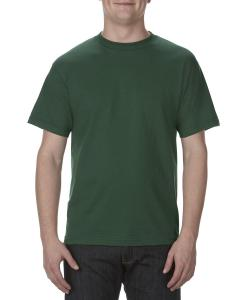 Forest Green Adult 6.0 oz., 100% Cotton T-Shirt