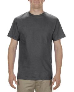 Charcoal Heather Adult 5.1 oz., 100% Cotton T-Shirt