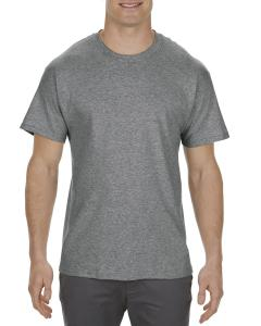Graphite Heather Adult 5.1 oz., 100% Cotton T-Shirt