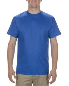 Royal Adult 5.1 oz., 100% Cotton T-Shirt