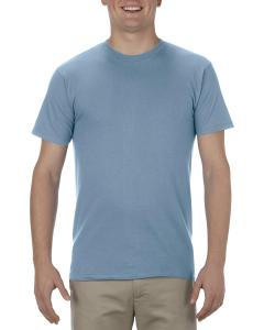 Slate Adult 4.3 oz., Ringspun Cotton T-Shirt