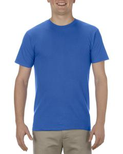 Royal Adult 4.3 oz., Ringspun Cotton T-Shirt