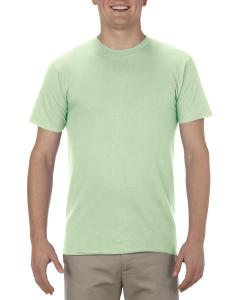 Mint Adult 4.3 oz., Ringspun Cotton T-Shirt