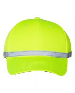 Safety Yellow ANSI Certified Cap