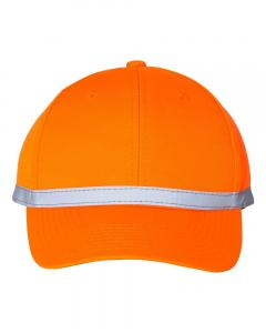 Blaze Orange ANSI Certified Cap