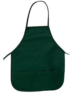 "Forest Two-Pocket 24"" Apron"