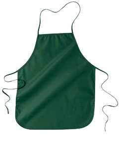 "Forest 24"" Apron Without Pockets"