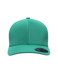Sport Kelly Grn Adult Cool & Dry Mini Pique Performance Cap by Flexfit