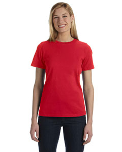Red Missy Jersey Short-Sleeve T-Shirt