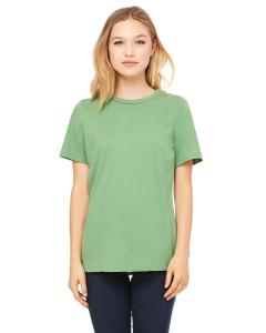 Leaf Missy Jersey Short-Sleeve T-Shirt