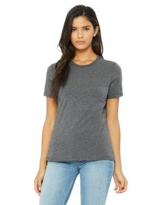 Deep Heather Missy Jersey Short-Sleeve T-Shirt
