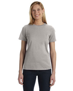 Athletic Heather Missy Jersey Short-Sleeve T-Shirt