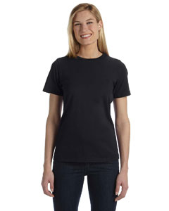 Black Missy Jersey Short-Sleeve T-Shirt
