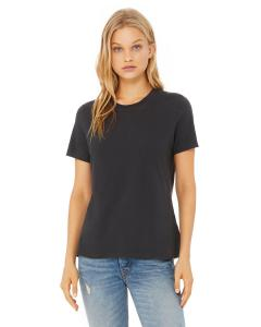 Dark Grey Missy Jersey Short-Sleeve T-Shirt