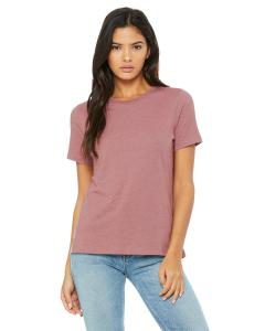 Heather Mauve Missy Jersey Short-Sleeve T-Shirt
