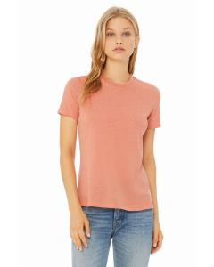 Heather Sunset Missy Jersey Short-Sleeve T-Shirt