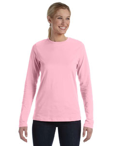 Pink Missy Jersey Long-Sleeve T-Shirt