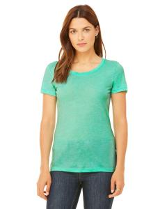 Mint Triblend Ladies' Triblend Short-Sleeve T-Shirt
