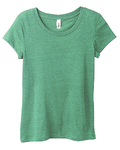 Green Trblnd New Ladies' Triblend Short-Sleeve T-Shirt