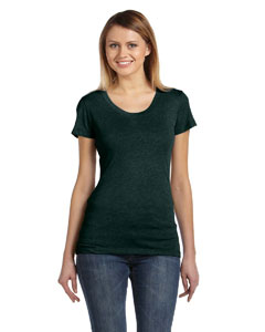 Emerald Triblend Ladies' Triblend Short-Sleeve T-Shirt