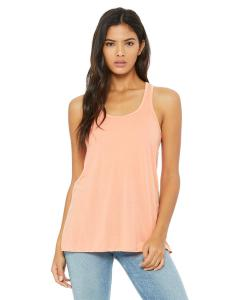 Sunset Women's Flowy Racerback Tank