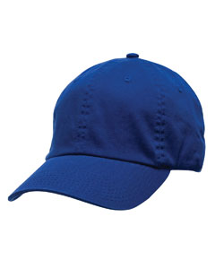 Royal Unstructured Washed Twill Cap