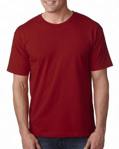 Cardinal Adult 5.4 oz. 100% Cotton T-Shirt