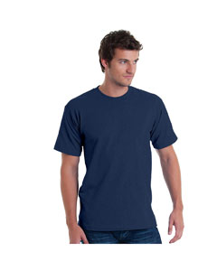 Navy Adult 5.4 oz. 100% Cotton T-Shirt