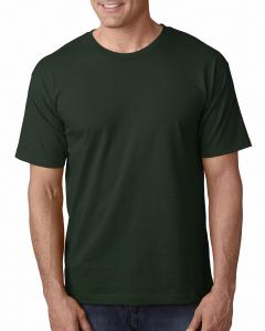 Hunter Green Adult Basic Tee