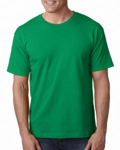 Irish Kelly Adult 5.4 oz. 100% Cotton T-Shirt