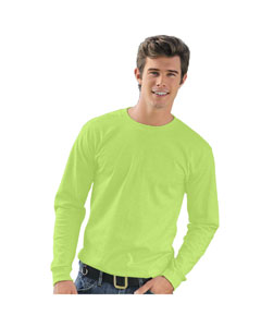 Lime Adult Long-Sleeve T-Shirt