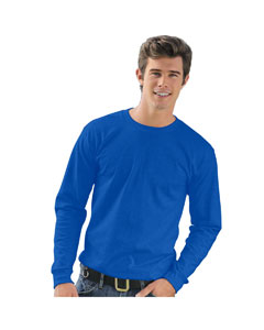 Royal Adult Long-Sleeve T-Shirt