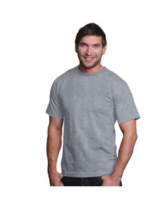 Dark Ash Adult Pocket Tee