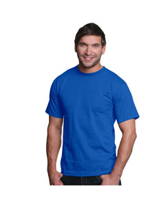 Royal Adult Pocket Tee
