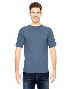 Denim Adult 6.1 oz. 100% Cotton T-Shirt