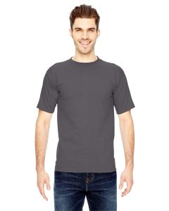 Charcoal Adult 6.1 oz. 100% Cotton T-Shirt