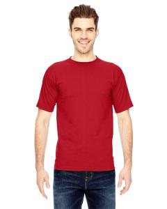 Red Adult 6.1 oz., 100 Cotton T-Shirt