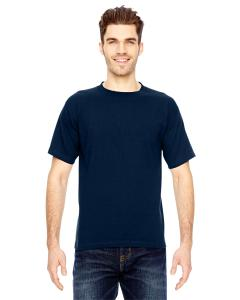 Navy Adult 6.1 oz., 100 Cotton T-Shirt