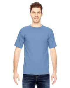 Carolina Blue Adult 6.1 oz. 100% Cotton T-Shirt