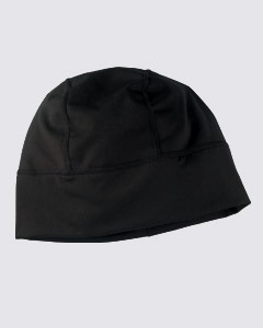 Black Performance Beanie