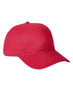 Vintage Red Ultimate Dad Cap