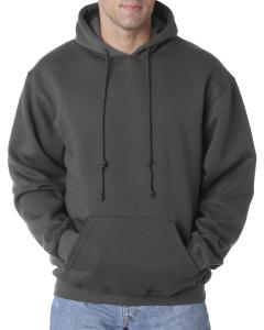 Charcoal Adult 9.5 oz. 80/20 Pullover Hooded Sweatshirt