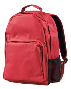 Red Commuter Backpack
