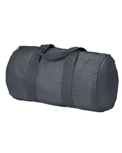Grey Packable Duffel