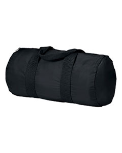 Black Packable Duffel