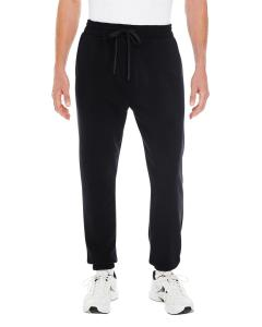 Black Adult Fleece Jogger Pant