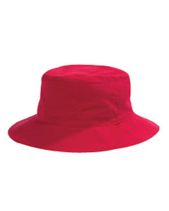 Red Crusher Bucket Cap