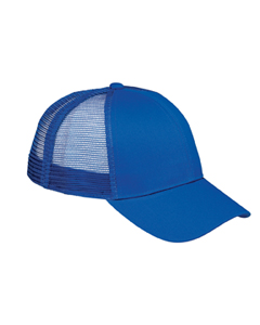Royal 6-Panel Structured Trucker Cap